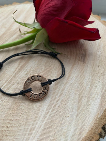 Image of Not Today Bracelet - Smart Gifts