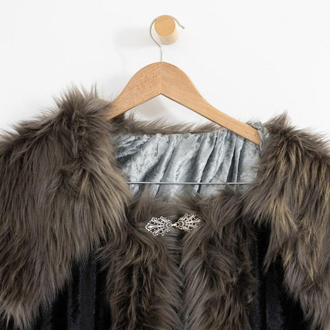 Luxury Velour Cape - Smart Gifts