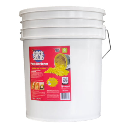 XSORB Rock Solid Paint Hardener, 5 gal. Pail with Scoop