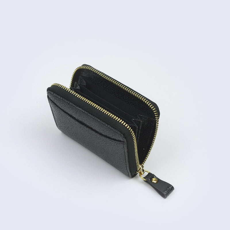Pitch Black Purse