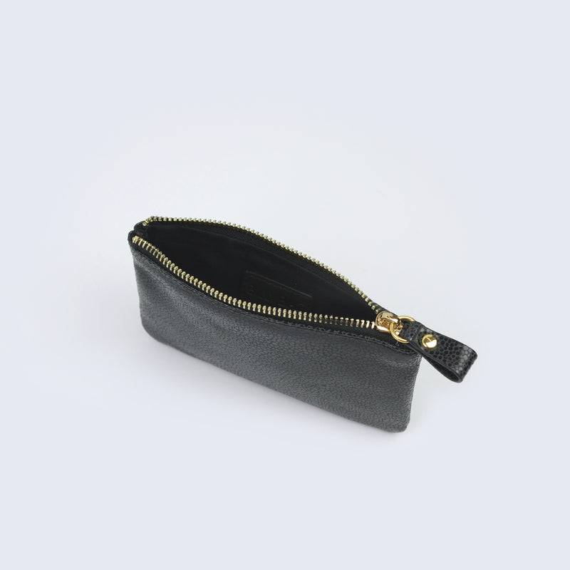 Pitch Black Medium Pouch