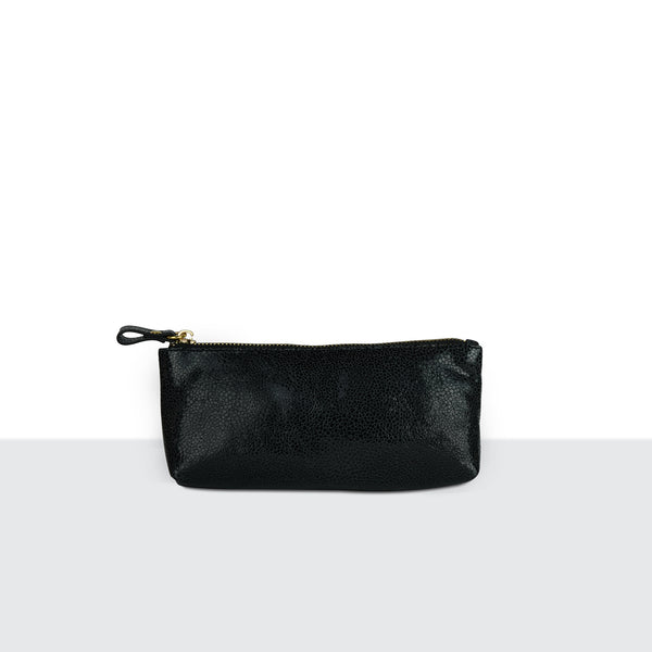 Pitch Black Make Up Pouch