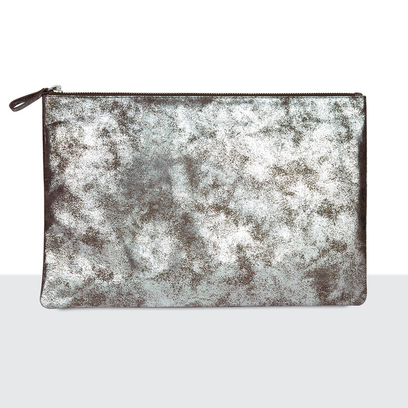Maroon Galaxy Laptop Pouch