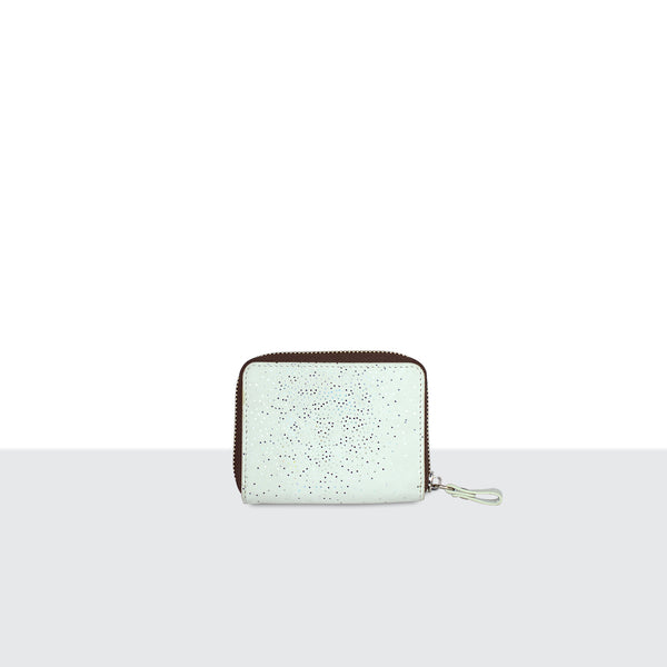 White Sparkle Purse