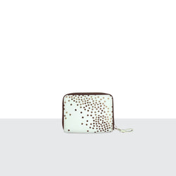 Tiny Star White Purse