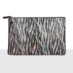 Zebra Disco Laptop Pouch