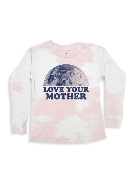 love your mother {pink l/s tee}