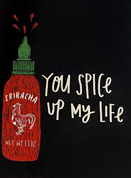 you spice up my life