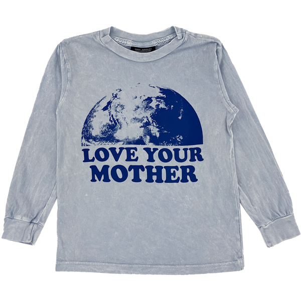 love your mother {blue l/s tee}