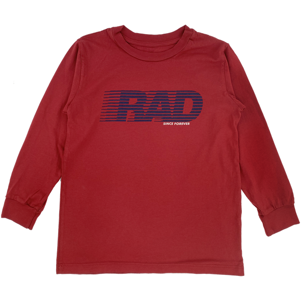 rad for like ever {l/s tee}