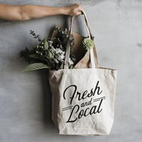 fresh & local {market bag}