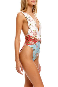 Ellis Blomma One Piece