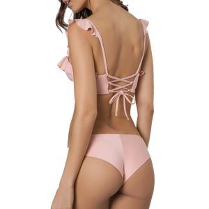 Lola Solids Pink Bottom