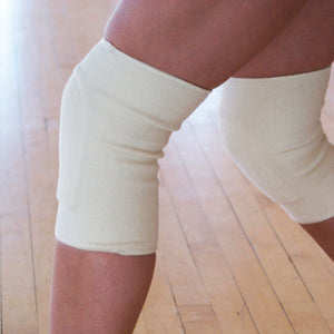 Dance Thin Natural Kneepads, Set of 2, Dancers, Hip Hop