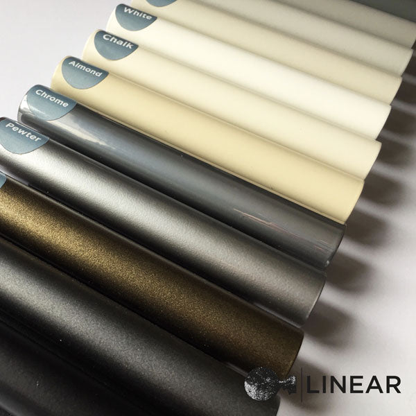 Metal Curtain Pole Samples