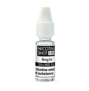 18mg Nic Shot by 88 Vape - 100 VG - Flavourless