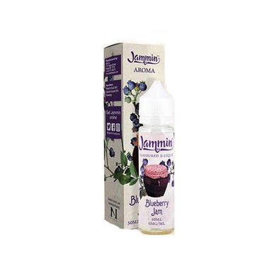 Blueberry Jam by Jammin Aroma 50ml E-Liquid