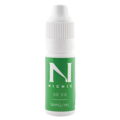 Nic Shot 18mg 50VG by NicNic