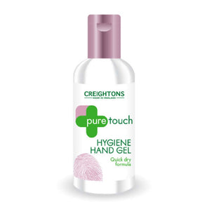 Pure Touch Hand Sanitiser 100ml by Creightons