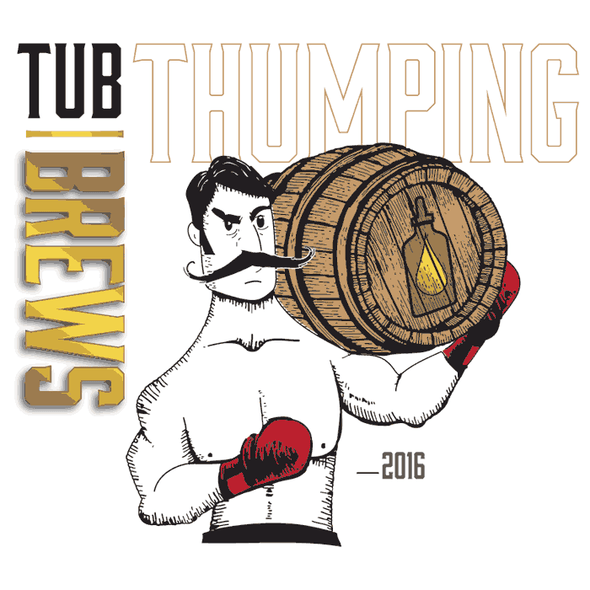 Tub Thumping Brews 50ml Shortfill E-Liquid