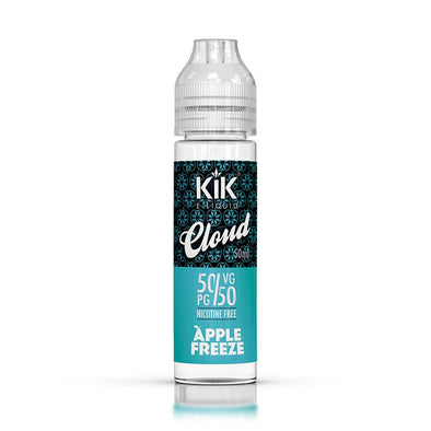 Apple Freeze by KiK 50ml Short Fill E-Liquid