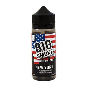 New York by Big Smoke 100ml Short Fill E-Liquid