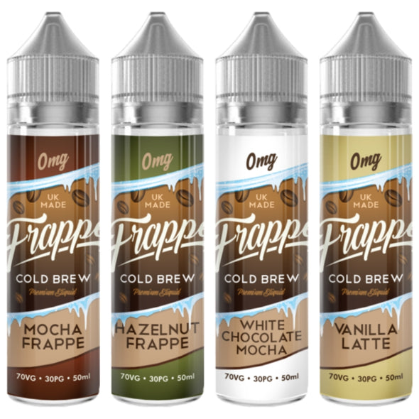 Frappe 50ml Shortfill E-Liquid