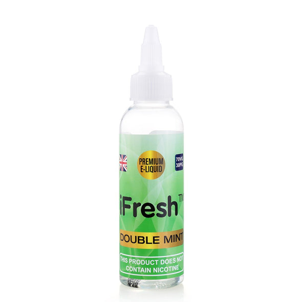 Double Mint by iFresh - 50ml Short Fill E-Liquid