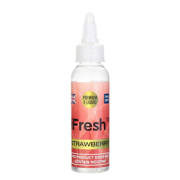 Strawberry by iFresh - 50ml Short Fill E-Liquid