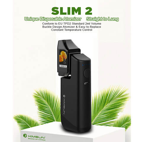 Slim 2R by Kimsun - Sub Ohm Vape Kit
