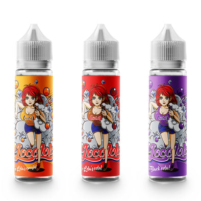 Loco Lola 50ml Shortfill E-Liquid