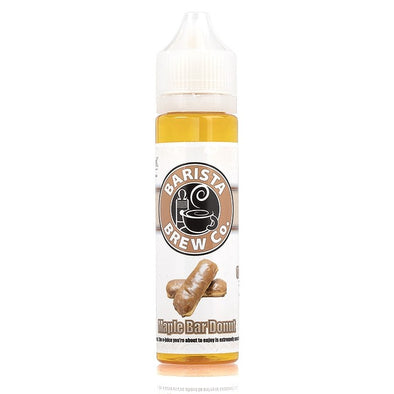 Maple Bar Donut by Barista Brew Co 50ml Short Fill E-Liquid