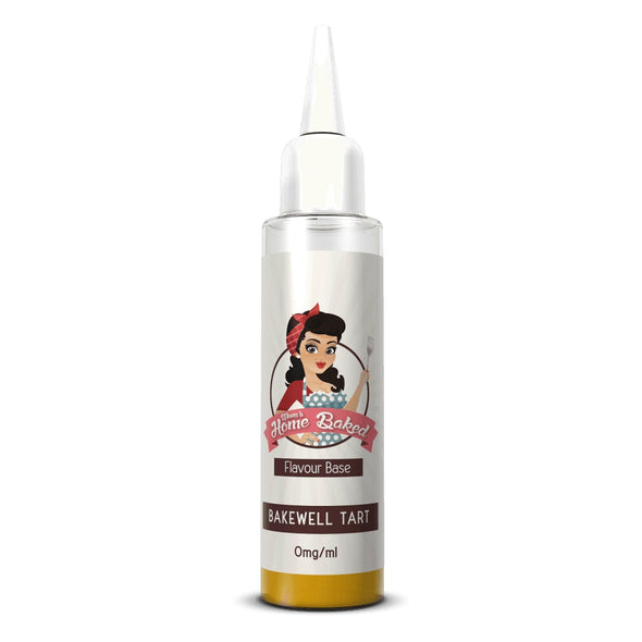 Bakewell Tart by Mums Home Baked 50ml Short Fill E-Liquid