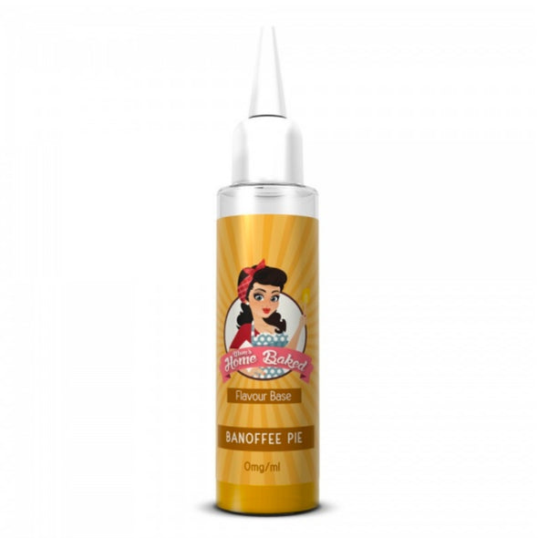 Banoffee Pie by Mums Home Baked 50ml Short Fill E-Liquid