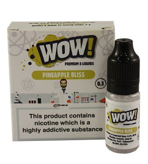 Pineapple Bliss by WOW 3 x 10ml Multipack