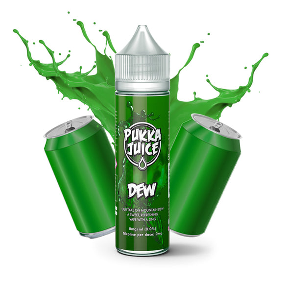 Dew by Pukka Juice 50ml Short Fill E-Liquid