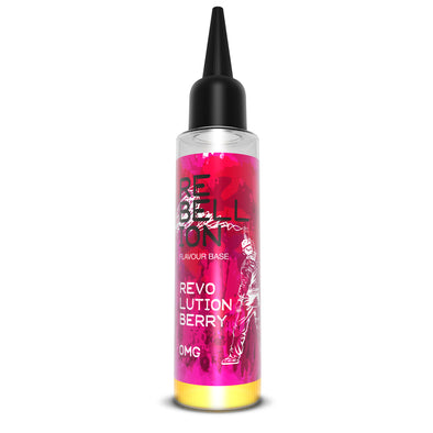 Revolutionberry by Rebellion 50ml Short Fill E-Liquid