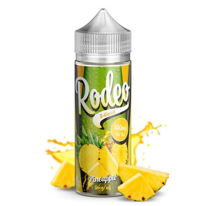 Pineapple by Rodeo 100ml Shortfill E-Liquid