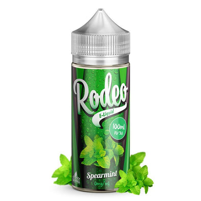 Spearmint by Rodeo 100ml Shortfill E-Liquid