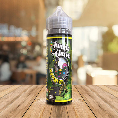 Serpent Oil by Jungle Juice 50ml Short Fill E-Liquid