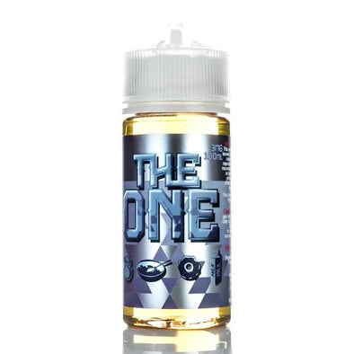 The One by Beard Vapes - Donut Cereal Blueberry Milk 100ml Short Fill E-Liquid