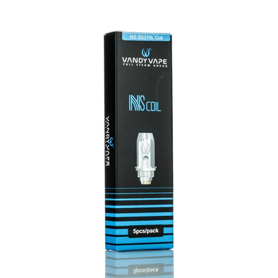 Vandy Vape NS Coils - 5 Pack - NS SS316L 7W-15W 1.2ohm