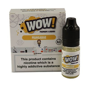 Mangabae by WOW 3 x 10ml Multipack