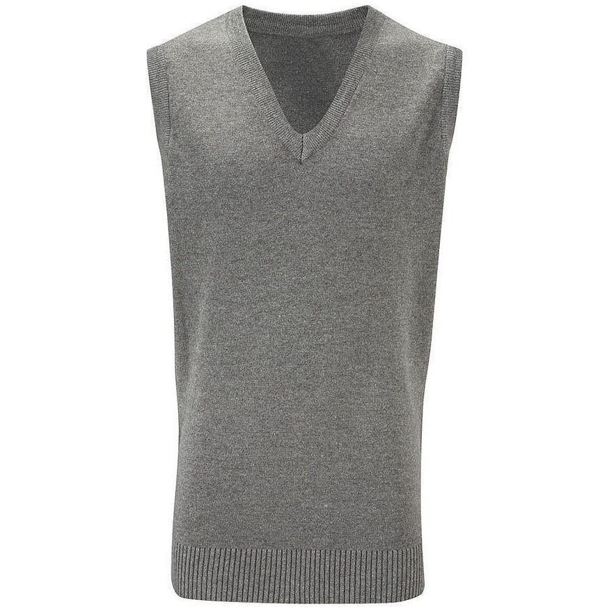 Adult Sizes Mischief Boys Girls Knitted Tank Top Pullover Jumper Unisex Sleeveless V Neck School Ages 4-18