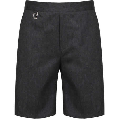 Boys Plus Size Sturdy Fit Generous Fit School Shorts Ages 7-16 Years