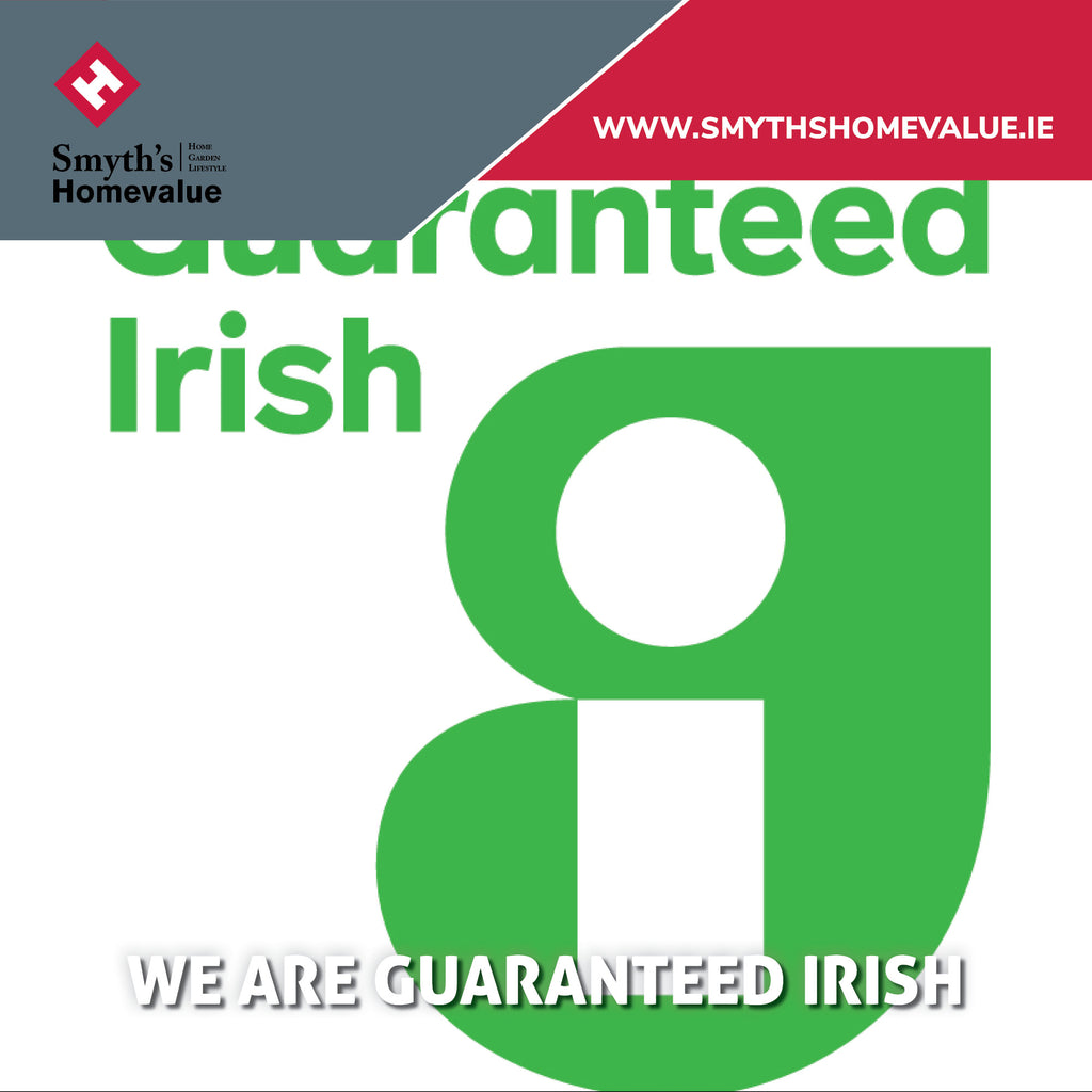 Certificate Of Authenticity:  We Are Guaranteed Irish