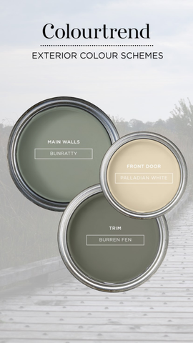 Colourtrend Outdoor Paint
