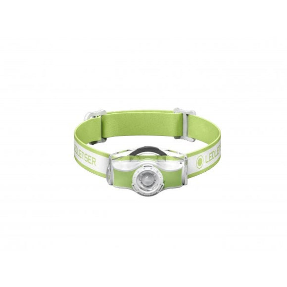 Ledlenser  MH3 LED Head Torch - Green