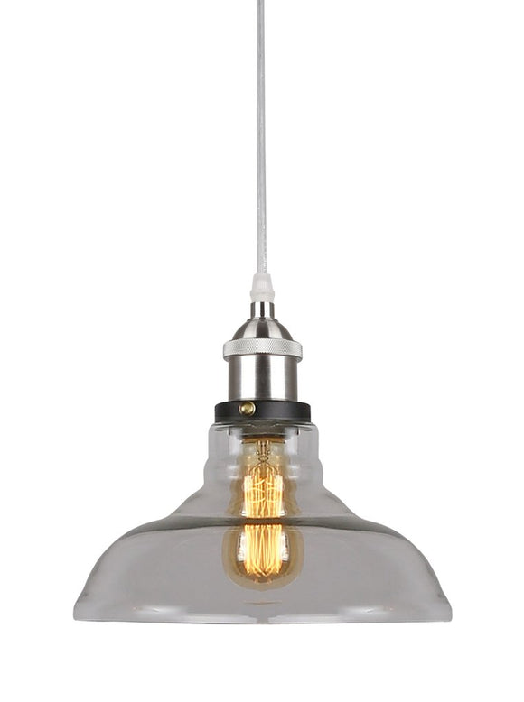 Satin Nickle Pendant Light