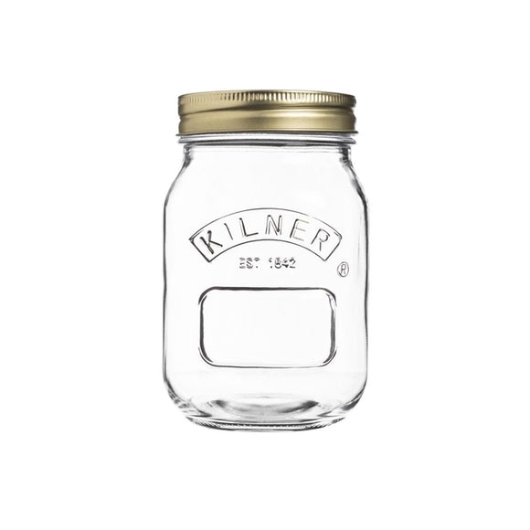 Kilner Twist Top Preserver Jar 0.5ltr